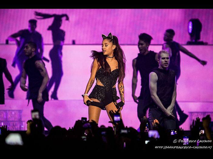 Ariana Grande in concerto a Roma dopo gli attentati di Manchester: misure di sicurezza più rigide al PalaLottomatica