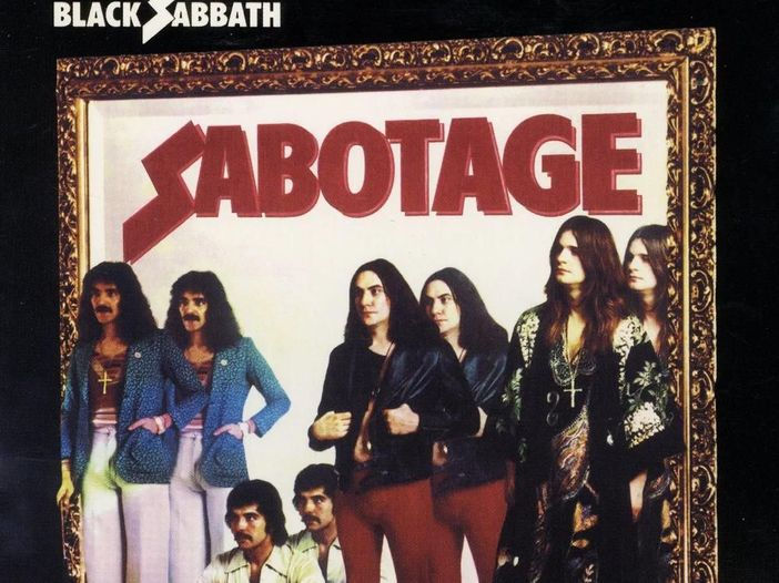 Black Sabbath: in arrivo la ristampa di 'Sabotage' con tracce live inedite del 1975