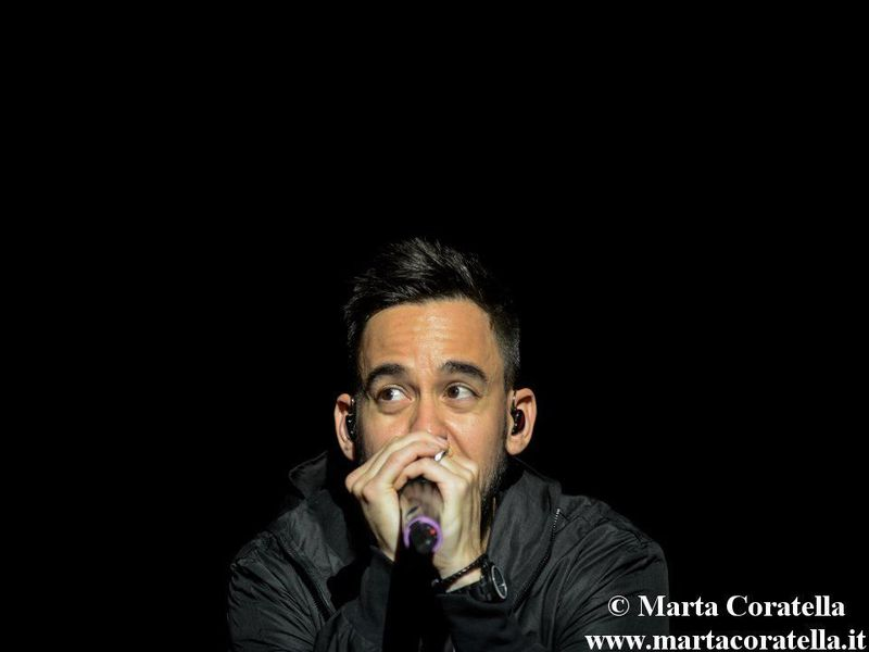 6 settembre 2015 - Ippodromo delle Capannelle - Roma - Linkin Park in concerto