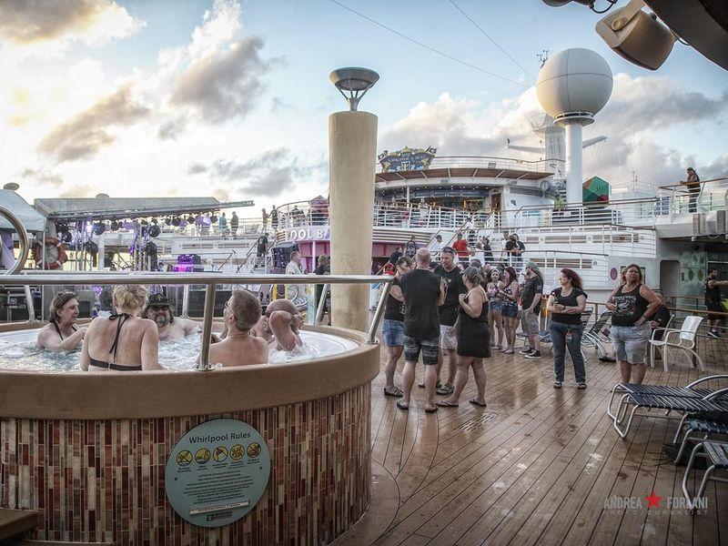 Monsters Of Rock Cruise 2018 (foto di Andrea Forlani)