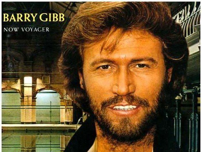 Barry Gibb che è secondo solo a Paul McCartney
