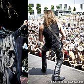 23 giugno 2012 - Gods of Metal 2012 - Arena Concerti Fiera - Rho (Mi) - Lizzy Borden in concerto