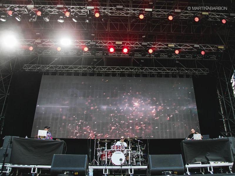 14 luglio 2019 - Home Venice Festival - Parco San Giuliano - Mestre (Ve) - Boomdabash in concerto