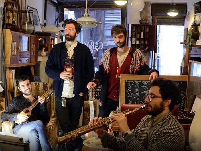 Sanremo 2019: la videointervista di Rockol agli Ex Otago a Casa Sanremo
