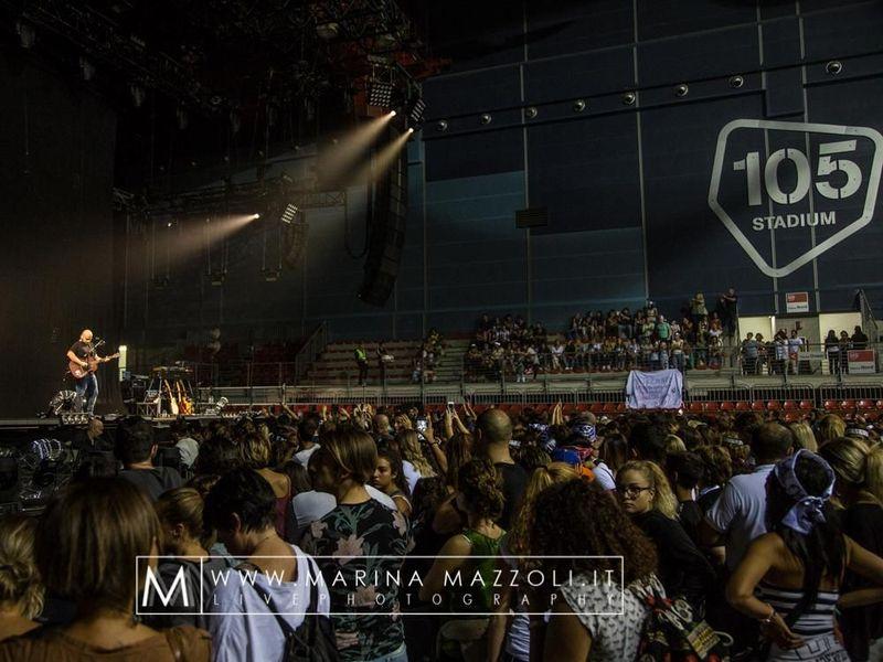 20 settembre 2016 - 105 Stadium - Genova - Zibba in concerto