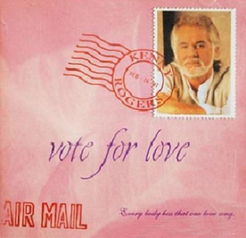 Elezioni presidenziali e canzoni d'amore: Il curioso caso di Kenny Rogers