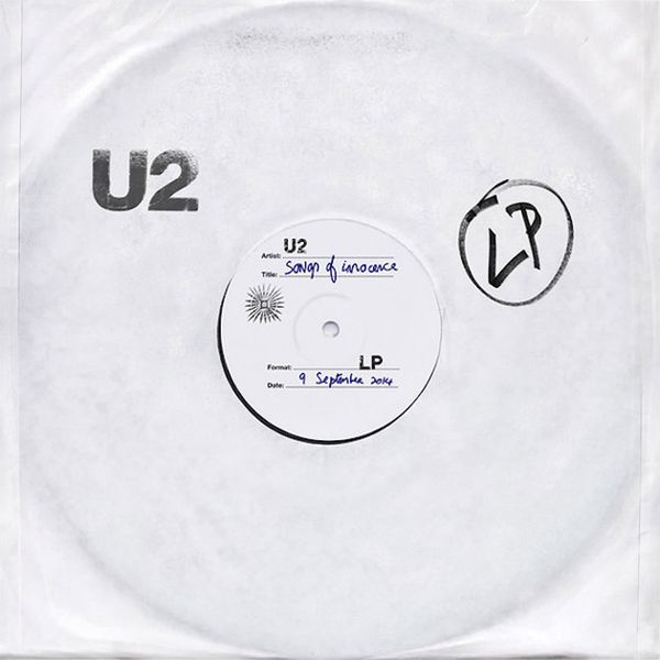 U2/SONGS OF INNOCENCE