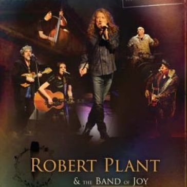 Robert Plant/LIVE FROM THE ARTISTS DEN