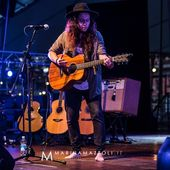18 luglio 2016 - Lilith Festival - Piazza delle Feste - Genova - Jess in concerto