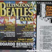 2 Giugno 2012 - Bellinzona Beatles Day - Piazza del Sole - Bellinzona (Svizzera) - Edoardo Bennato in concerto