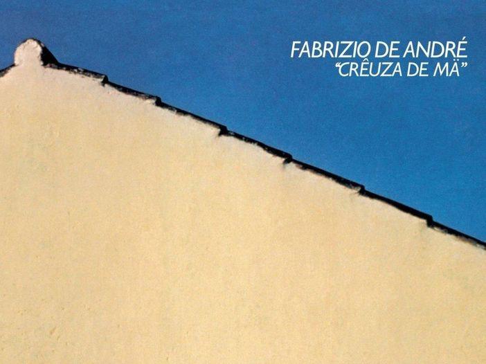 """Fabrizio De André: """"Crêuza de mä"""" compie 36 anni. Tutte le canzoni: """"A duménega"""""""