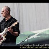 15 luglio 2015 - Pistoia Blues Festival - Piazza del Duomo - Pistoia - Proclama in concerto