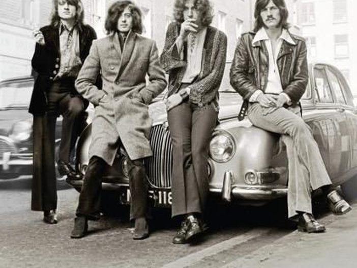 Led Zeppelin, esce 'Led Zeppelin: The Biography' di Bob Spitz