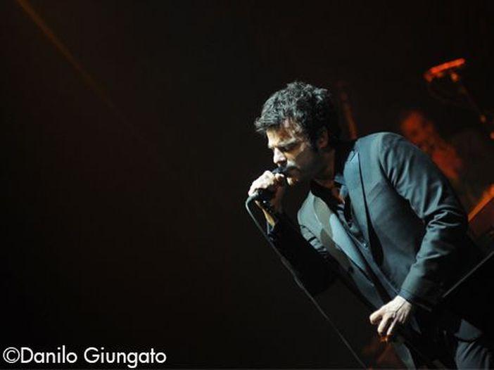 Concerti, Francesco Renga: parte a ottobre il 'Tempo reale tour'
