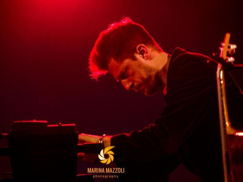 7 dicembre 2017 - Teatro Ambra - Albenga (Sv) - Hugolini in concerto