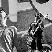 28 aprile 2012 - PalaLottomatica - Roma - Subsonica in concerto