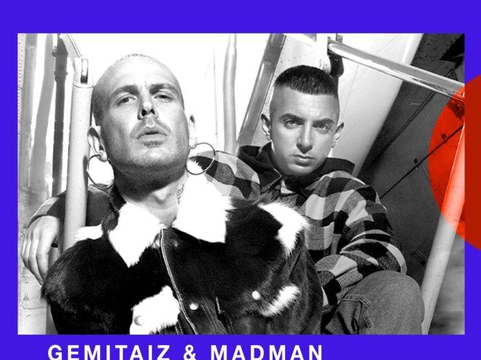 Gemitaiz & MadMan, si aggiungono dei concerti al tour di 'Scatola nera'