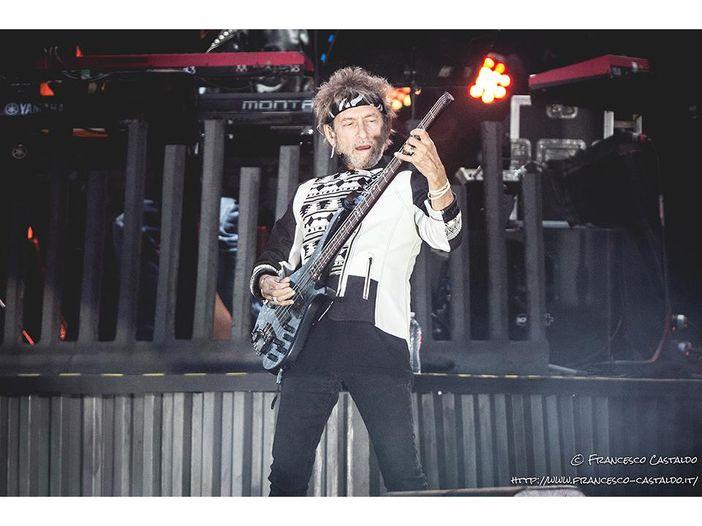 Claudio Golinelli, sono 'stabili' le condizioni di salute del bassista di Vasco