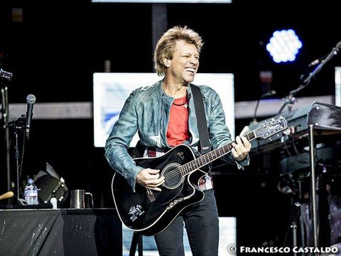 Bon Jovi: guarda il trailer del film concerto a giugno al cinema