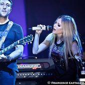 11 Settembre 2011 - Mediolanum Forum - Assago (Mi) - Avril Lavigne in concerto