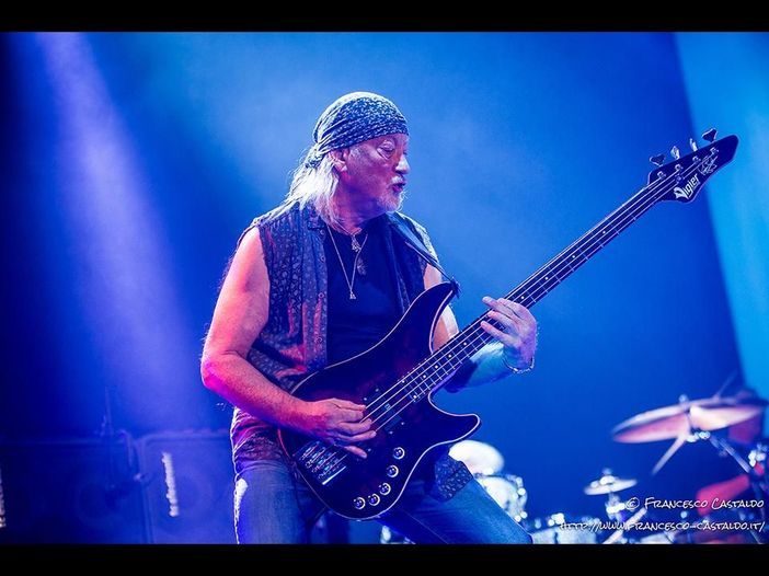 Deep Purple: ascolta il nuovo singolo 'Nothing at all'