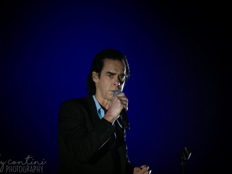 6 novembre 2017 - Mediolanum Forum - Assago (Mi) - Nick Cave in concerto