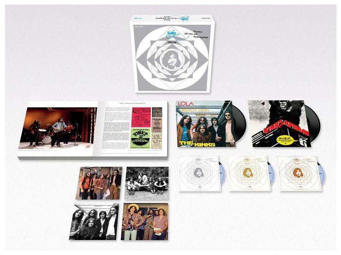 """Ray Davies e i Kinks: """"Stiamo facendo un album ispirato dai Rolling Stones"""""""