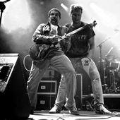 9 agosto 2014 - Area Concerti Festival - Majano (Ud) - Chris Slade in concerto