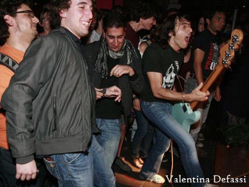 7 Maggio 2011 - Spazio 211 - Torino - Zen Circus in concerto
