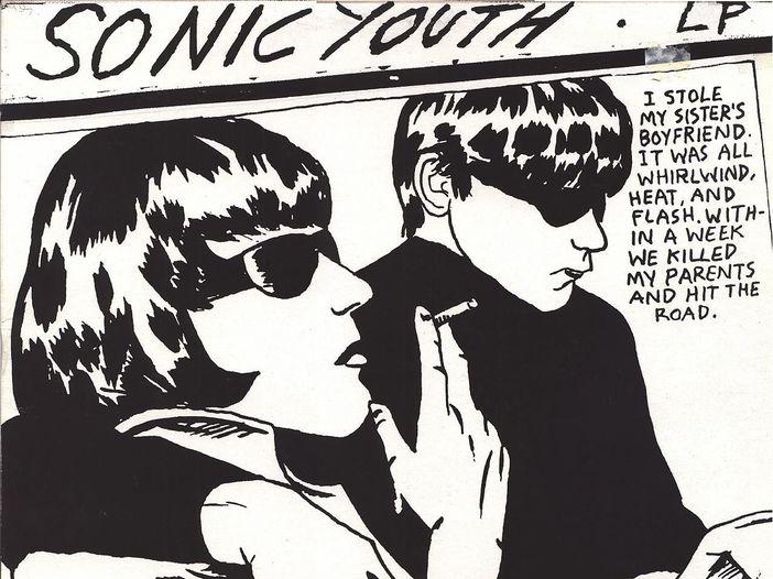 The art of record covers: intervista a Kim Gordon dei Sonic Youth