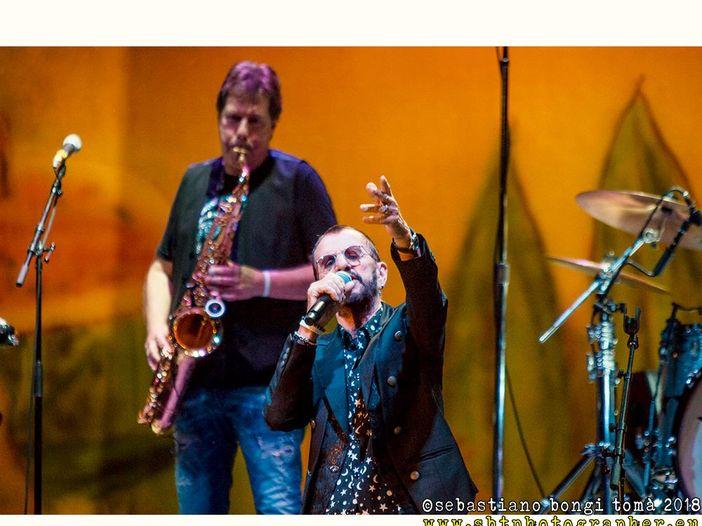 Ringo Starr, esce l'album del concerto in suo onore del 2014. GUARDA e ASCOLTA
