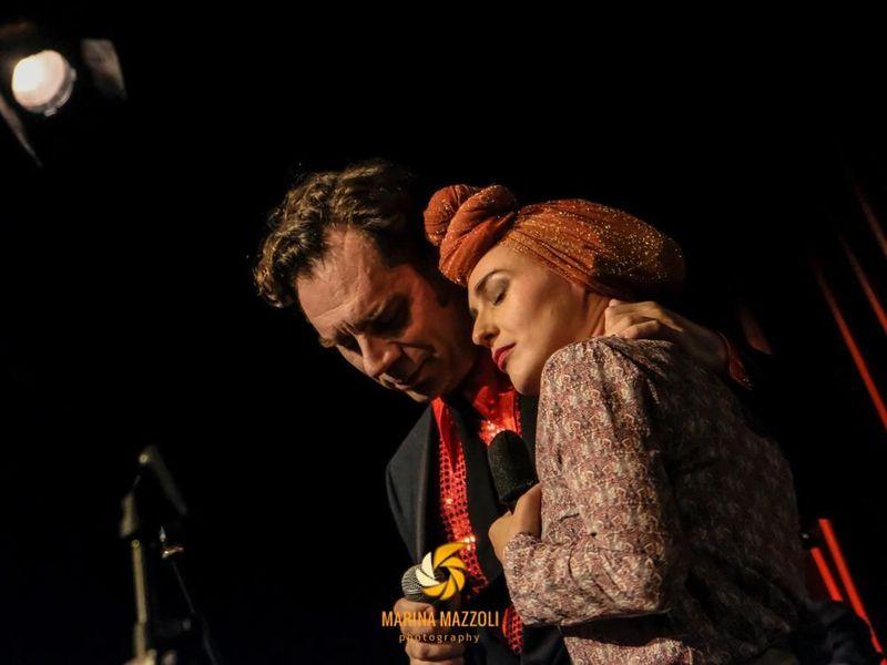 20 maggio 2018 - Teatro La Claque - Genova - Marti in concerto
