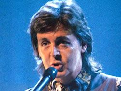 Sir James Paul McCartney, MBE (born 18 June 1942) is an English musician, singer-songwriter and composer. He was Formerly a member of The Beatles (1960–1970) and Wings (1971–1981).