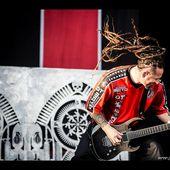 23 giugno 2015 - Area Esterna MediolanumForum - Assago (Mi) - Five Fingers Death Punch in concerto