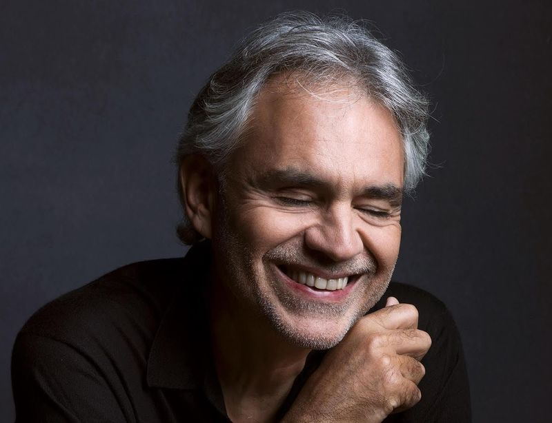 Classifiche: Andrea Bocelli per la decima volta nella top 10 negli Usa