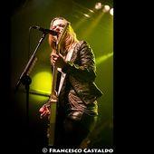 28 aprile 2014 - Magazzini Generali - Milano - Halestorm in concerto