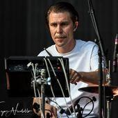 16 luglio 2019 - Collisioni Festival - Piazza Colbert - Barolo (Cn) - Andrea Belfi in concerto