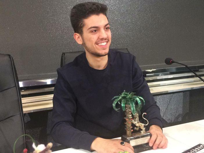Sanremo 2017: Lele, vincitore delle Nuove Proposte, in sala stampa - VIDEOINTERVISTA