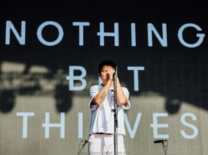 Nothing But Thieves: annunciata l'unica data italiana (nel 2021)