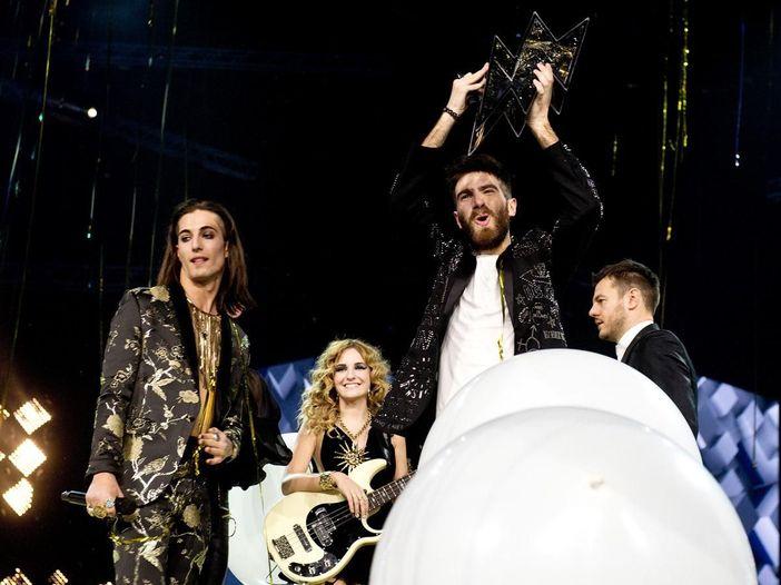 Nel backstage dei Wind Music Awards 2018, Lorenzo Licitra: 'X Factor è stata la mia palestra, sono pronto a diversi palchi' - VIDEOINTERVISTA