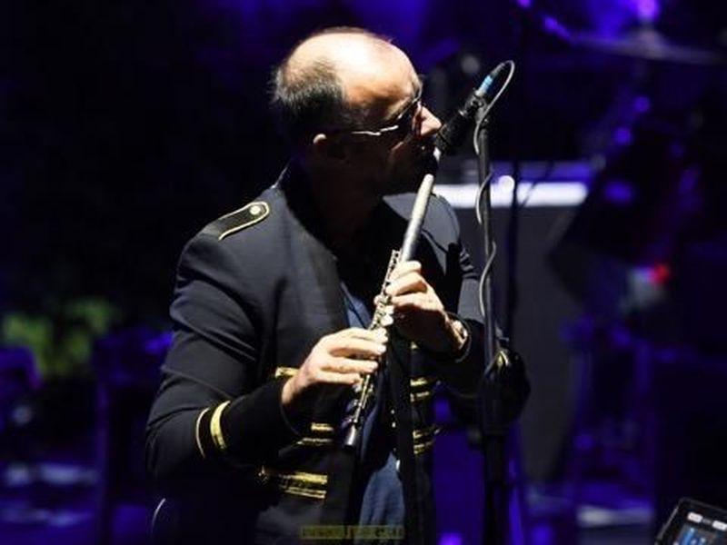 7 luglio 2018 - Auditorium Horszowski - Monforte d'Alba (Cn) - Steve Hackett in concerto