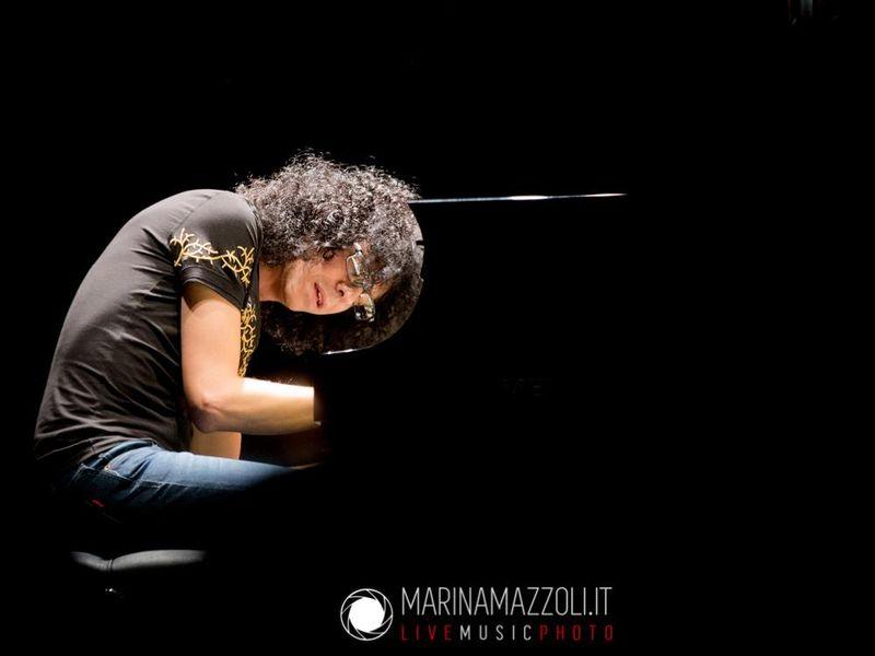 27 dicembre 2016 - Teatro Politeama - Genova - Giovanni Allevi in concerto