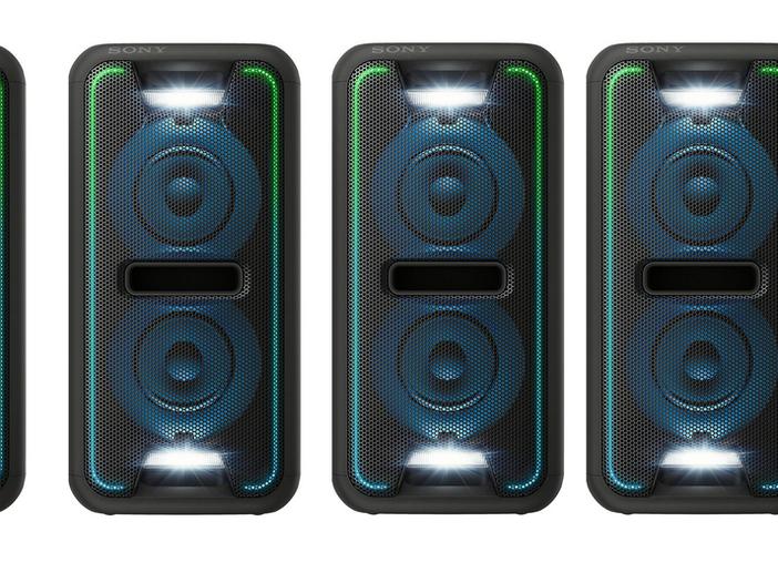 Sony High Power Audio: il nuovo diffusore ad alta potenza