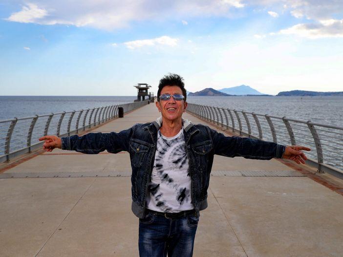 Edoardo Bennato a IMAGinACTION, primo Festival internazionale del Videoclip