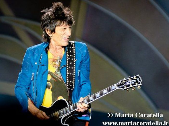 Ron Wood: esce il biopic 'Somebody Up There Likes Me'