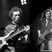 8 giugno 2012 - Live Club - Trezzo sull'Adda (Mi) - Steve Rogers Band in concerto