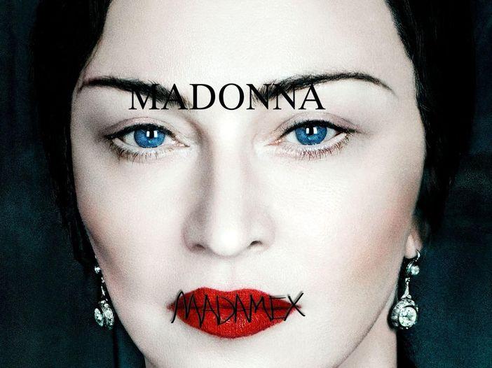 Madonna a Londra guarda il concerto dei Migos dal backstage - VIDEO