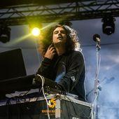18 luglio 2021 - Balena Festival - Porto Antico - Genova - Pablo America in concerto
