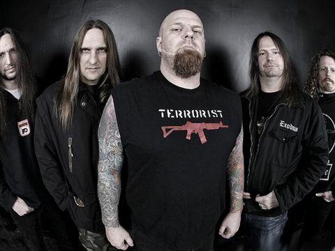 Exodus: ecco 'Salt the wound' con Kirk Hammett (Metallica) - ASCOLTA