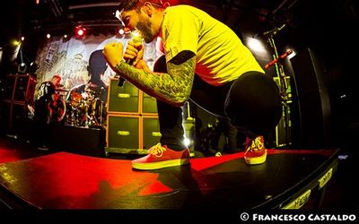 28 gennaio 2014 - Alcatraz - Milano - A Day to Remember in concerto